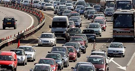 caught in a traffic jam essay Best answer: in the present, the traffic jam is a big problem in the city it has many causes such as a quantity of vehicle has increase, an accident in the road etc.