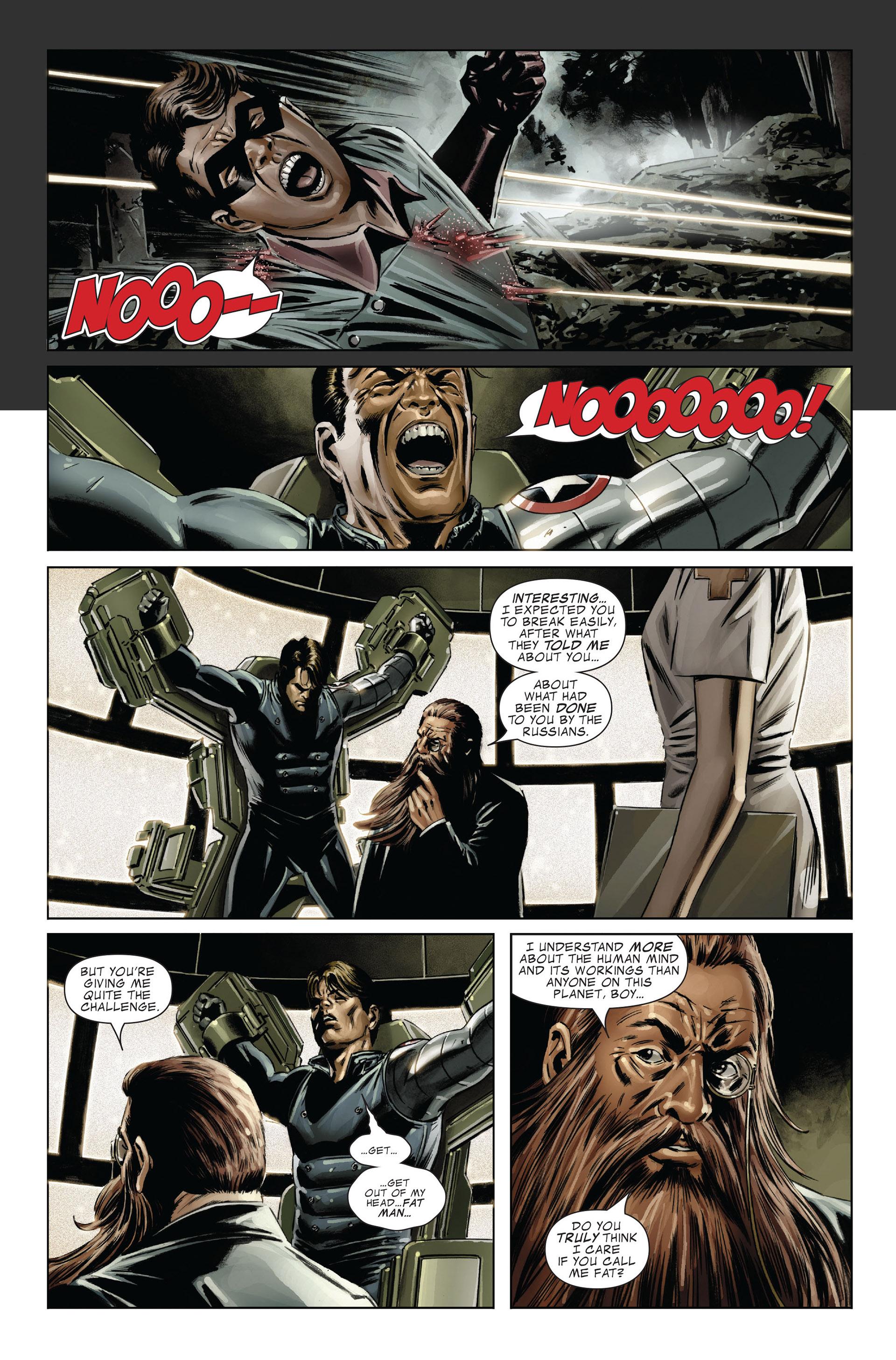 Captain America (2005) Issue #31 #31 - English 8