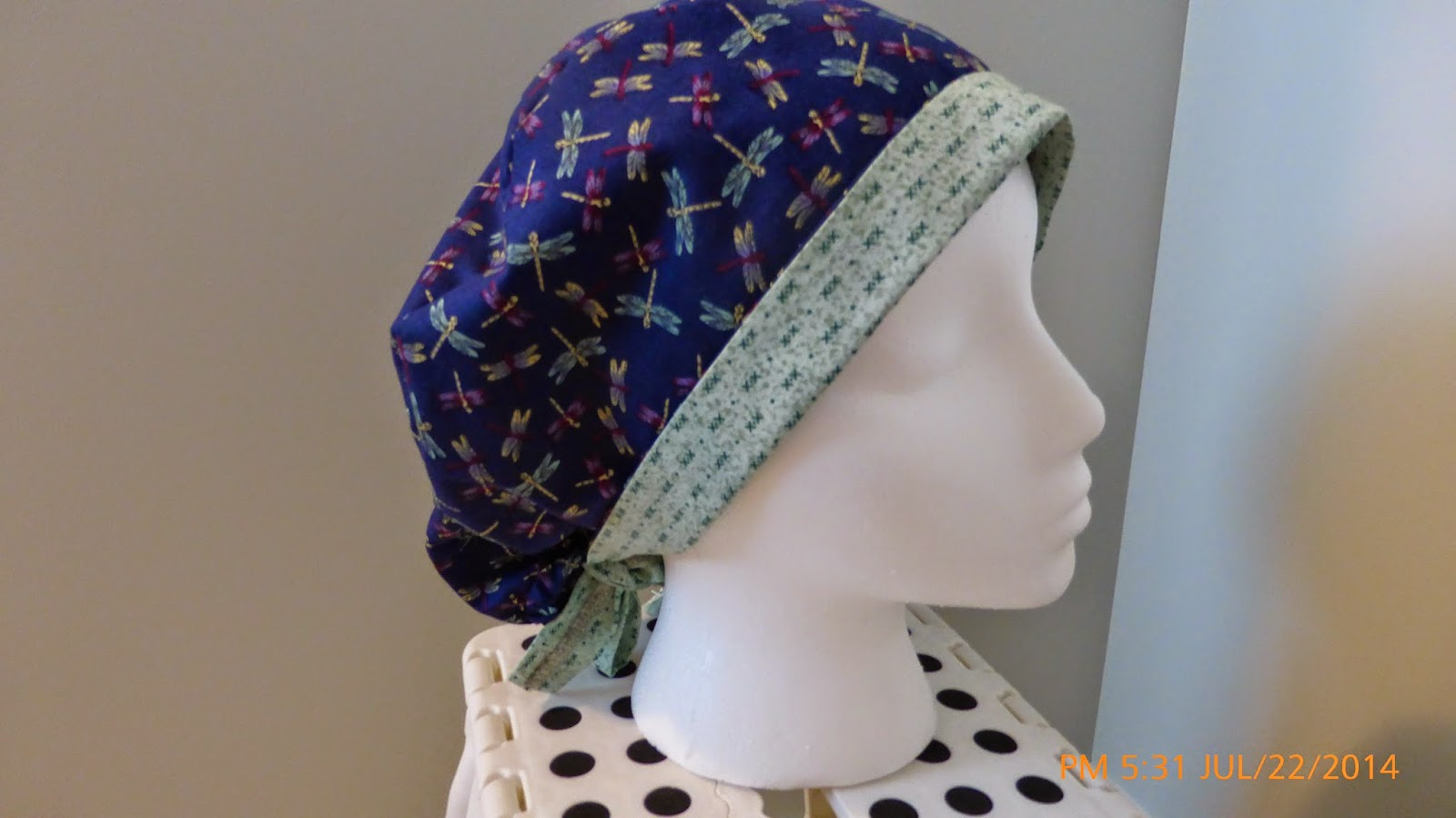 photo about Free Printable Scrub Hat Patterns referred to as Pass up Muffet Scrub Hats
