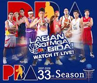 PBA Basketball Philippines