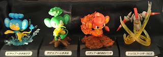 Pokemon Waza Attacks Museum Figure Vol 003 Banpresto from 4gamer