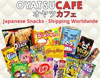 Buy Japanese Snacks Here!