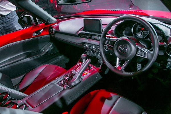 El nuevo Mazda MX-5 llega a Chile