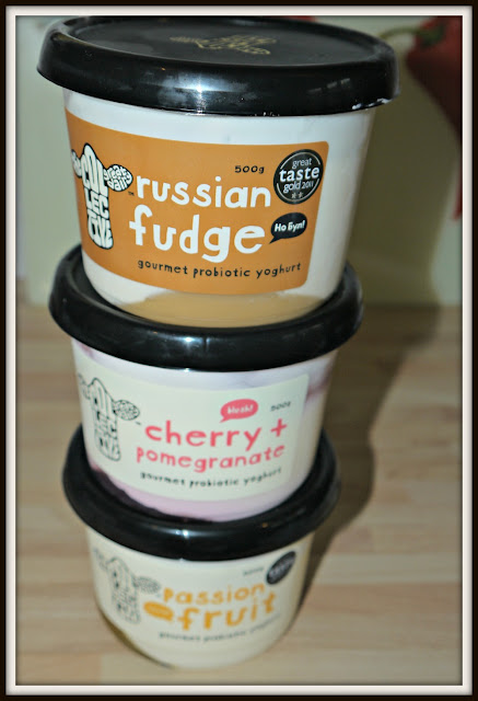 gourmet yoghurts, dairy