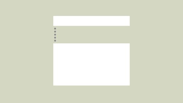 Menghilangkan Titik Hitam Pada Layout Blogger