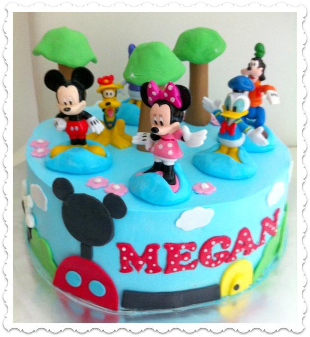 The Sweet Life Cupcake Happy Birthday Megan