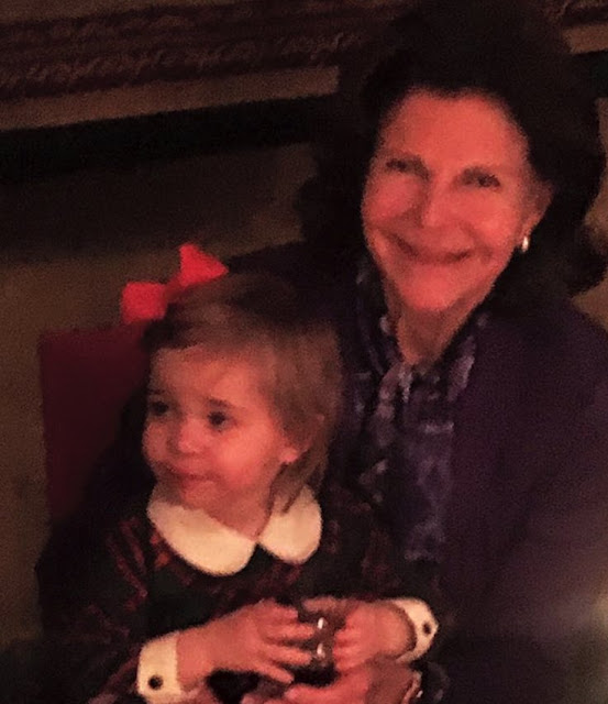 Princess Madeleine of Sweden shared an beautiful photo in her Facebook account and congratulated 72nd birthday of her mother, Queen Silvia