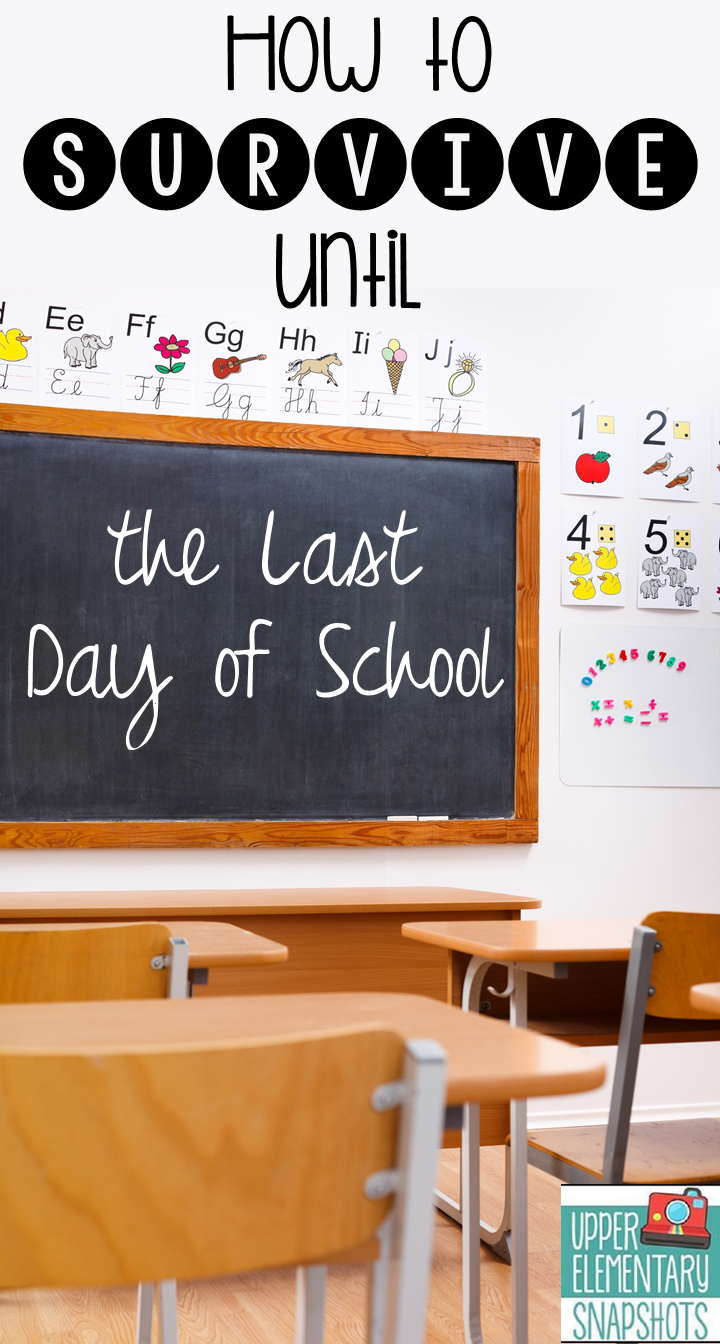 The last day of school is approaching! Here are some end of year survival tips that will keep you sane.  Read about end of year activities, tips, and ideas. (I love all the free games)
