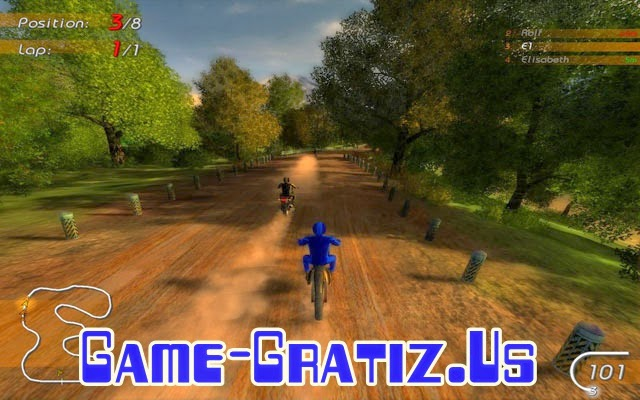 Game Balap Motoracing