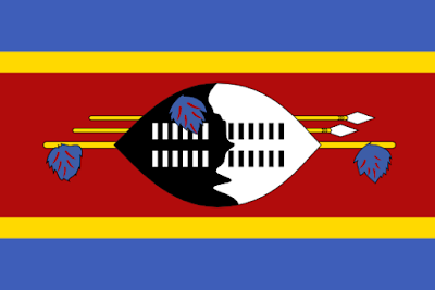 Download Swaziland Flag Free