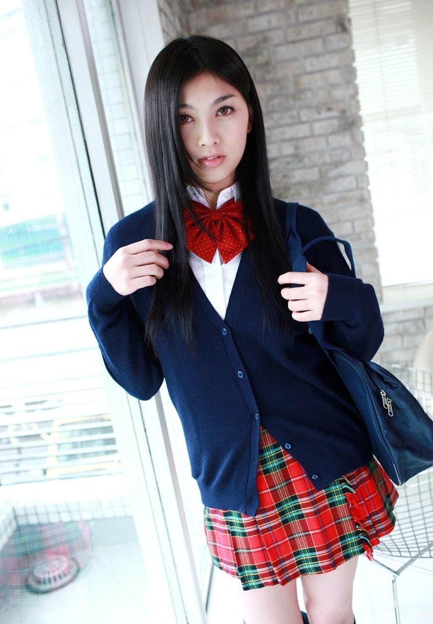 saori hara schoolgirl cosplay 03