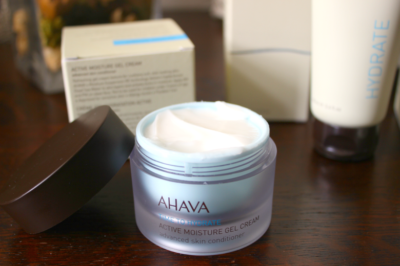 Ahava Skincare Time to Hydrate Active Moisture Gel Cream