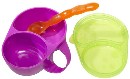 sassy first solids feeding bowl with spoon (2)