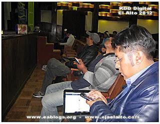 Actividades en El Alto