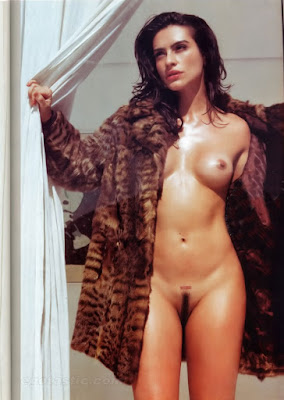 Cleo Pires Nude Photoshoot for Playboy Brazil