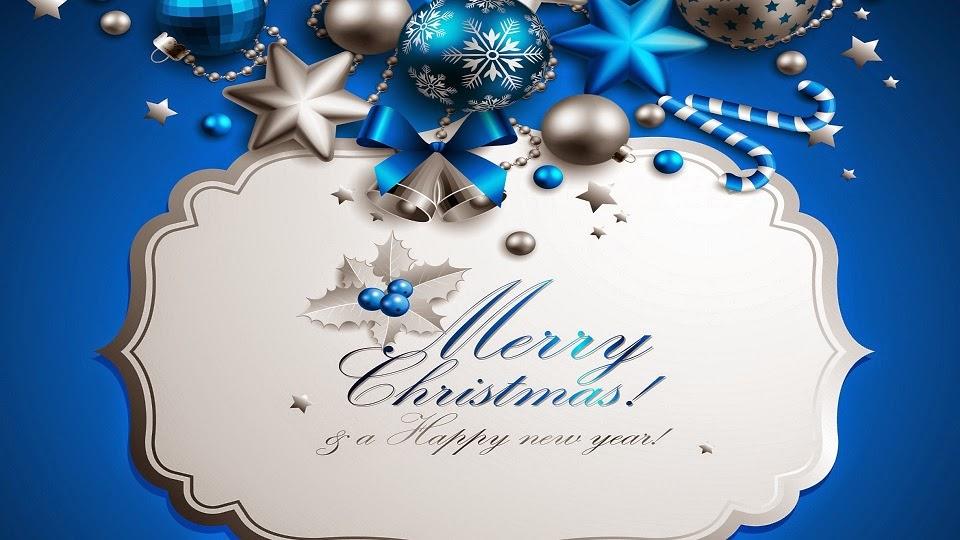Chúc giáng sinh và năm mới