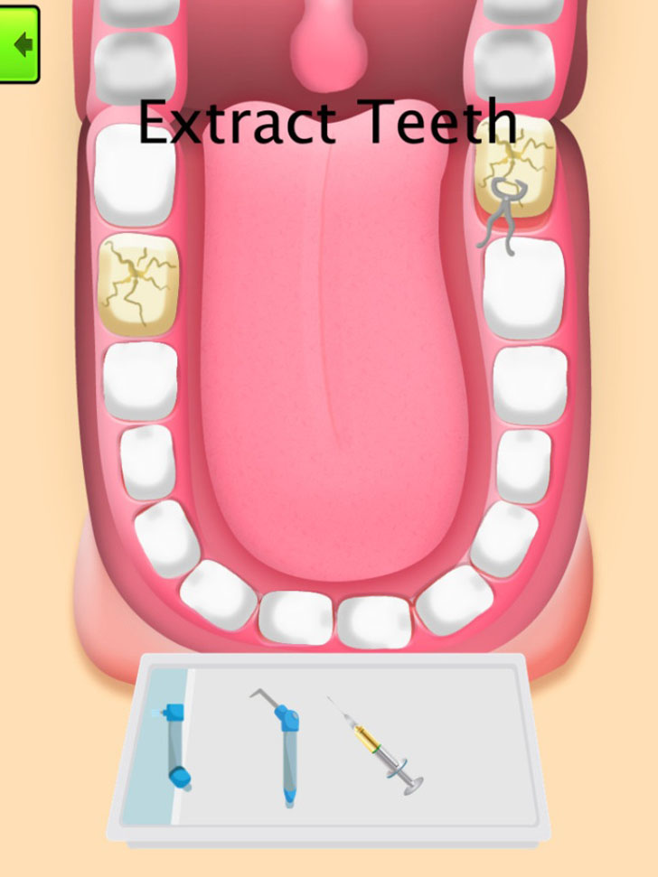 Dentist Office Kids App iTunes App By Beansprites LLC - FreeApps.ws