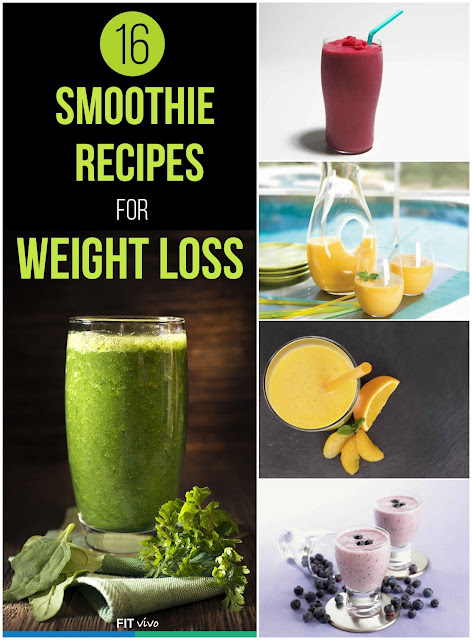 16 Healthy Smoothie Recipes for Weight Loss
