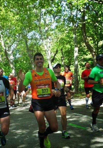 Maratón de Madrid 2014