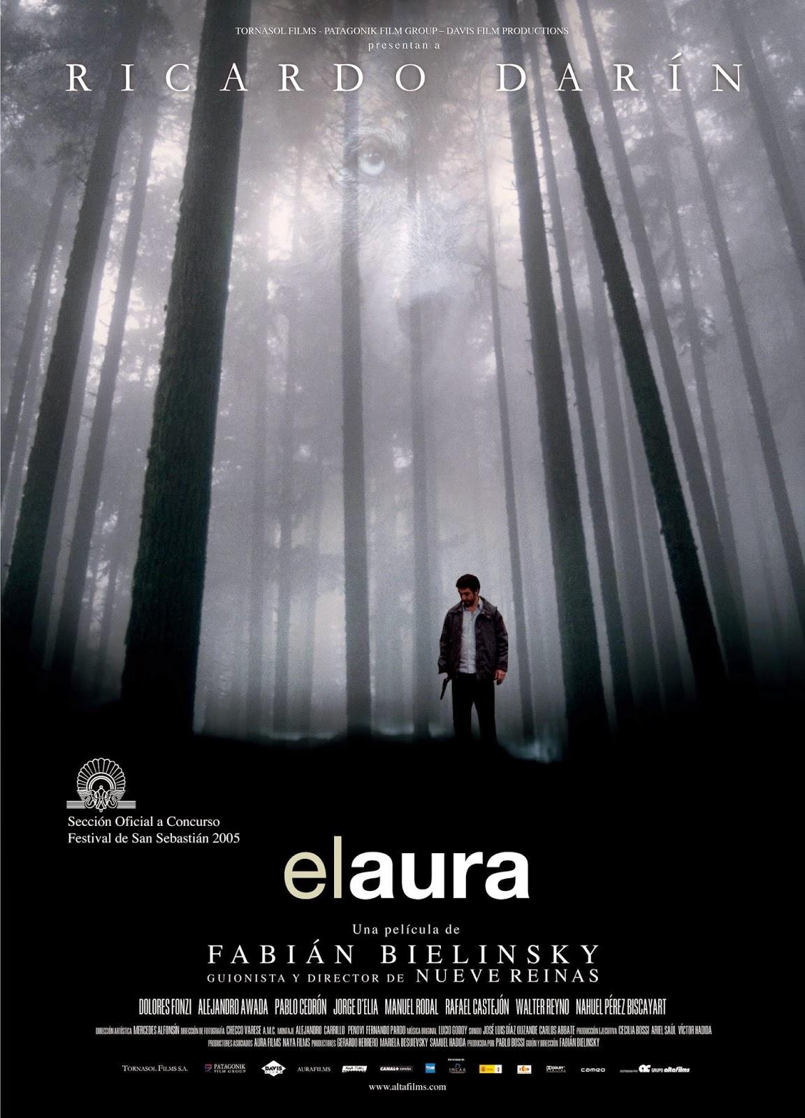 El Aura (2005) DvdRip