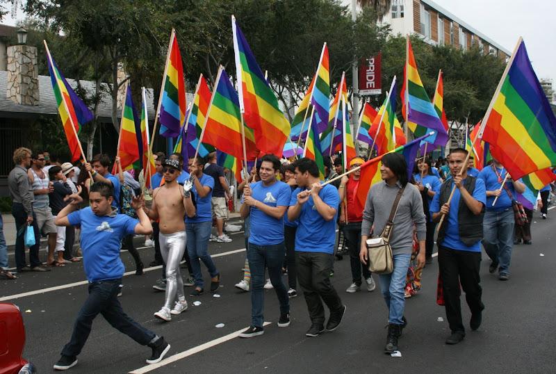 Rainbow Pride West Hollywood 2011