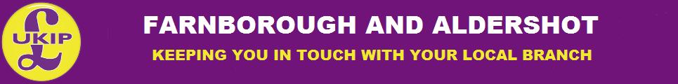 UKIP Farnborough and Aldershot