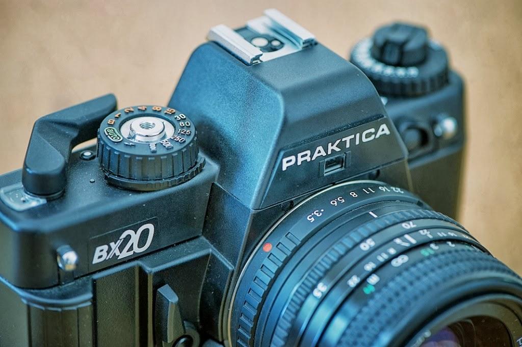 A geek and his camera praktica bx