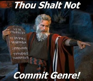 Thou Shalt Not Commit Genre