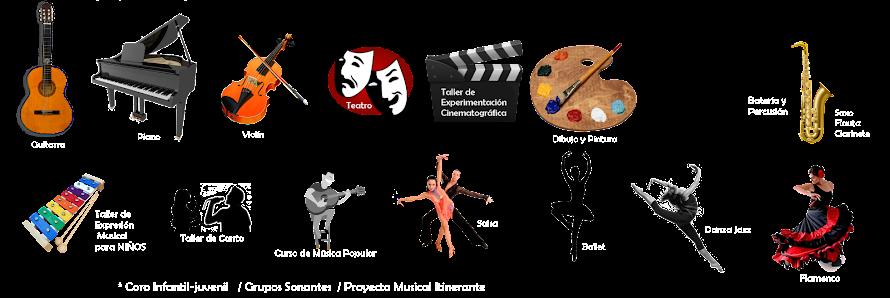 Nuestros cursos y talleres: