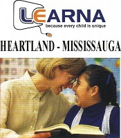 LEARNA  HEARTLAND (Mississauga) - TUTORING