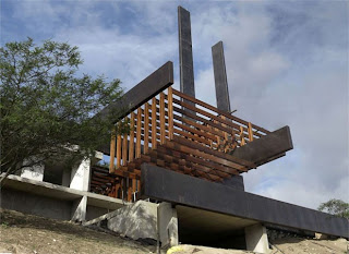 Casa de diseño en Ecuador