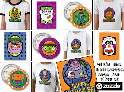 The Halloween Spot at Zazzle