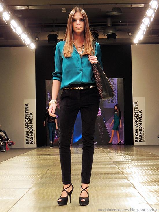 Moda Argentina 2014 otoño invierno Markova