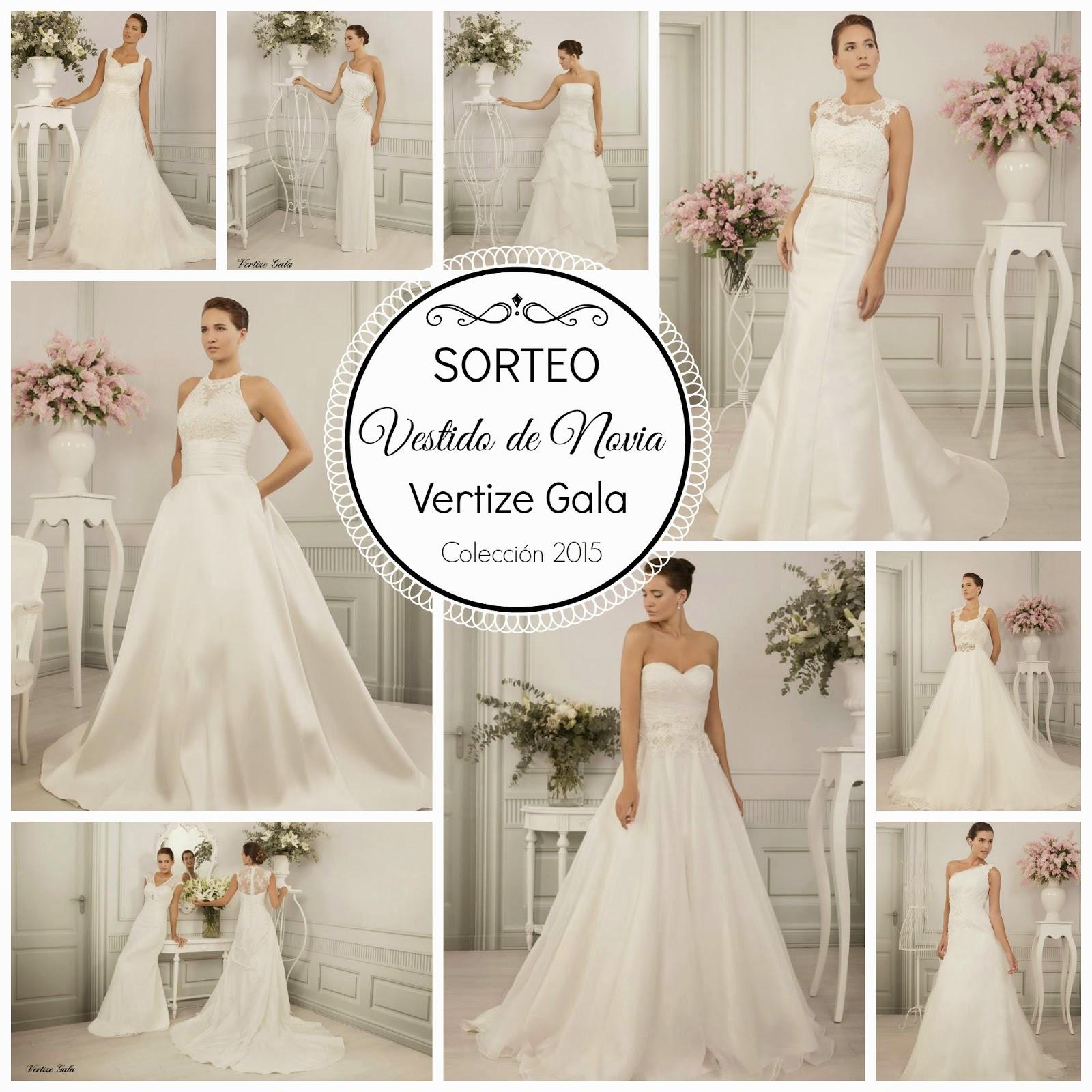 sorteo vestido de novia coleccion 2015 vertize gala blog bodas mi boda gratis