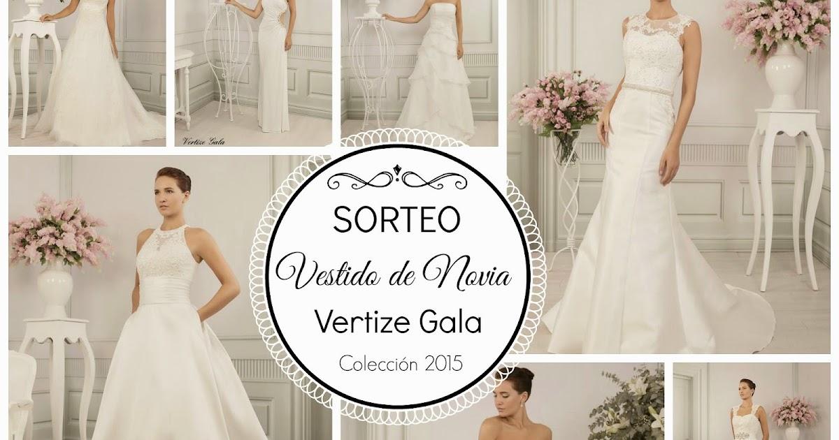 sorteo vestido de novia colección 2015 de vertize gala - blog mi boda
