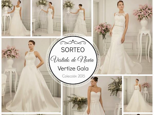 Sorteo Vestido de Novia Colección 2015 de Vertize Gala