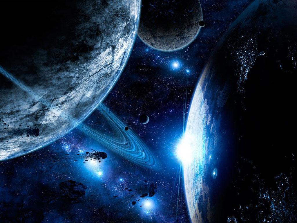 La gravità dello spazio