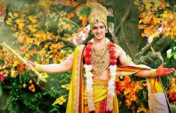 Mahabarata Krisna Saurabh Raj Jain
