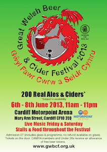 Wales' Biggest Beer Festival!