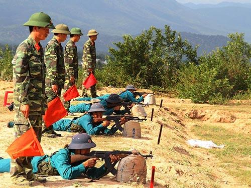 Thế trận quốc phòng toàn dân - http://www.tinquansu.net