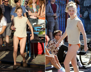 Amanda Seyfried Brown Bikini Brooklyn