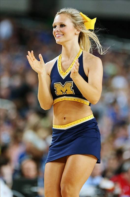 Touch The Banner Attractive Michigan Girl Of The Week