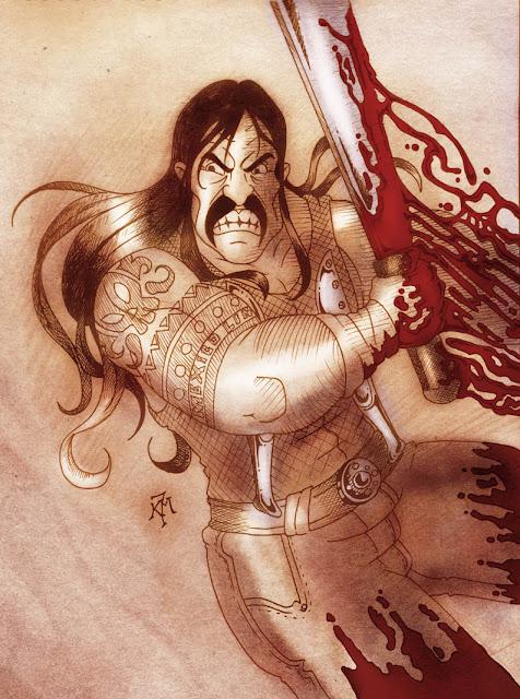 machete por KruzdelZur