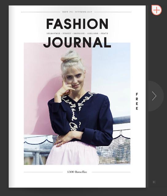 everyday like this fashion journal ad swinburne melbourne dont listen gorman jeremy scott