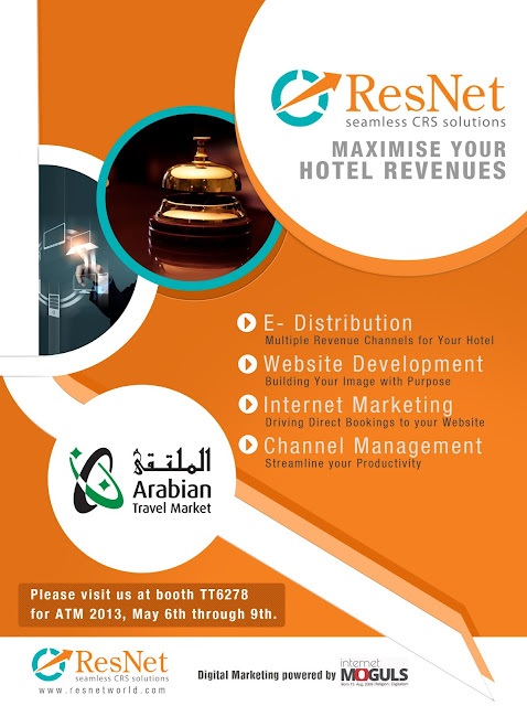 ResNet World - Arabian Travel Market 'ATM'