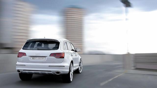 Audi Q7 V12 TDI Car