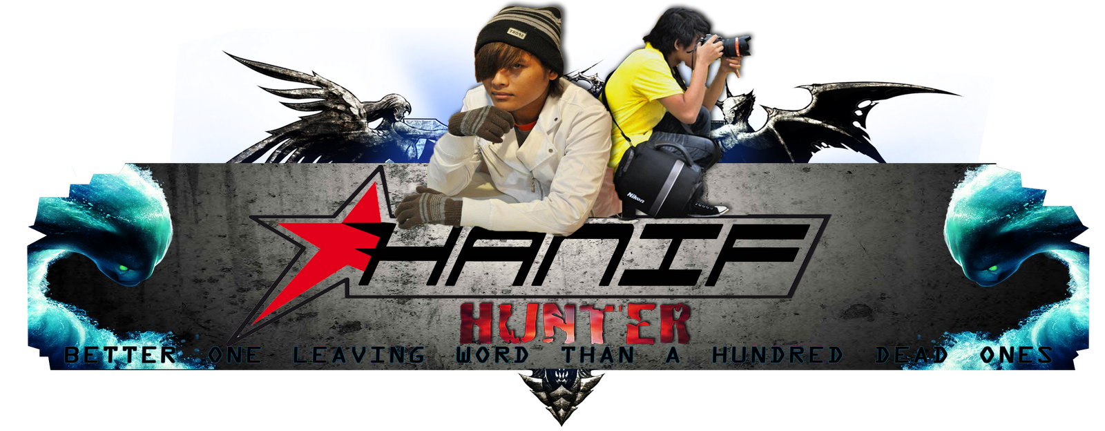 haniff hunter
