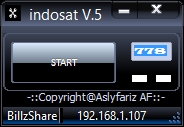 Inject Indosat V.5 11 November 2015