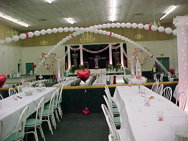 Wedding hall decoration interior design ideas picture to for Hall photos interior decoration