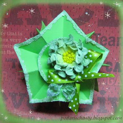 звезда оригами мастер класс